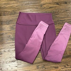 Lululemon Ombré Leggings - Full length